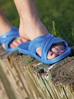 Stock Up Special - Save $5 on 2 or More - Mix & Match - Bokos Women's Rubber Sandals