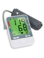 Fitness & Exercise - Color Changing Blood Pressure Monitor