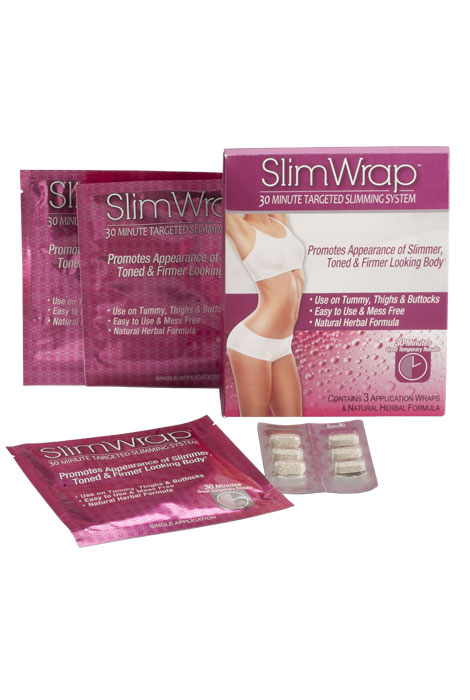 Slim Wrap™ 30 Minute Targeted Slimming System