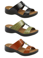 Name Brand Shoes Mix & Match - Save $5 on each - Dr. Comfort Sharon Women's Sandal