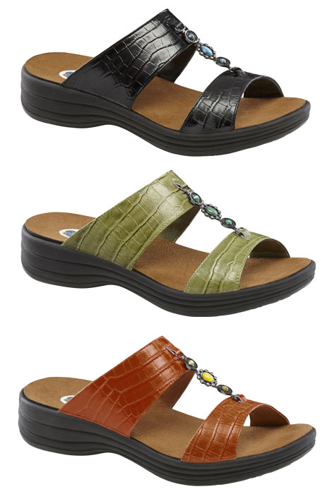 Dr. Comfort Sharon Women's Sandal - View 1