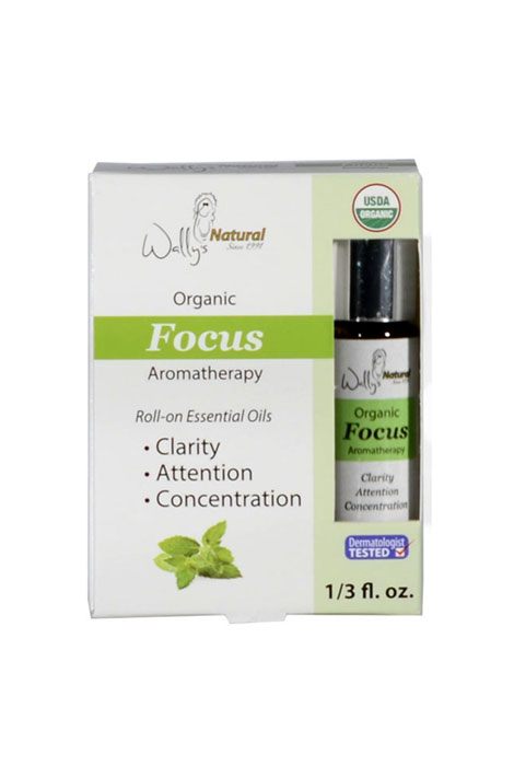 Organic Roll On Essential Oils - View 1
