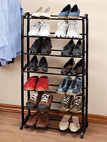 Household & Gifts - Seven Tier Shoe Rack