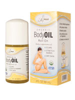 Dryness - Organic Roll On Body Oil