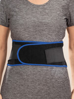 New - Compression Back Support with Padding
