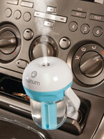 Medicines & Treatments - Automobile Aromatherapy Diffuser