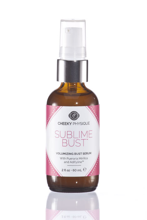 Cheeky Physique Sublime Bust™ Volumizing Bust Serum