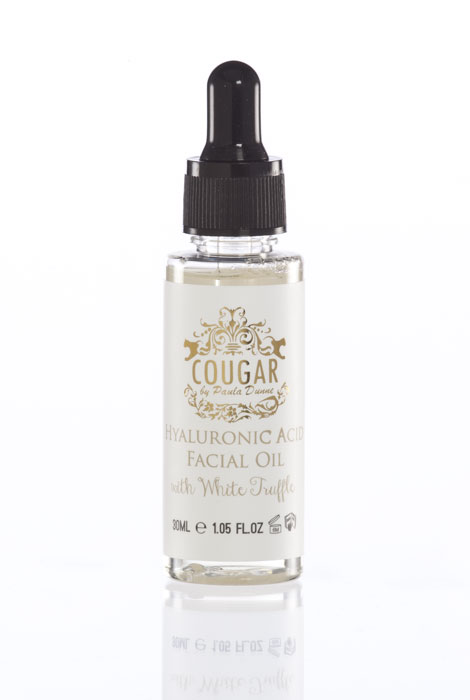Cougar by Paula Dunne Hyaluronic Acid Facial Oil