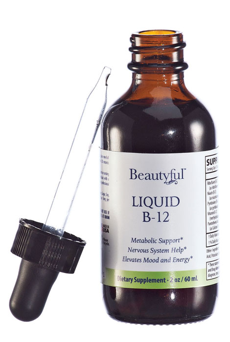 Beautyful™ Liquid B-12 - View 1