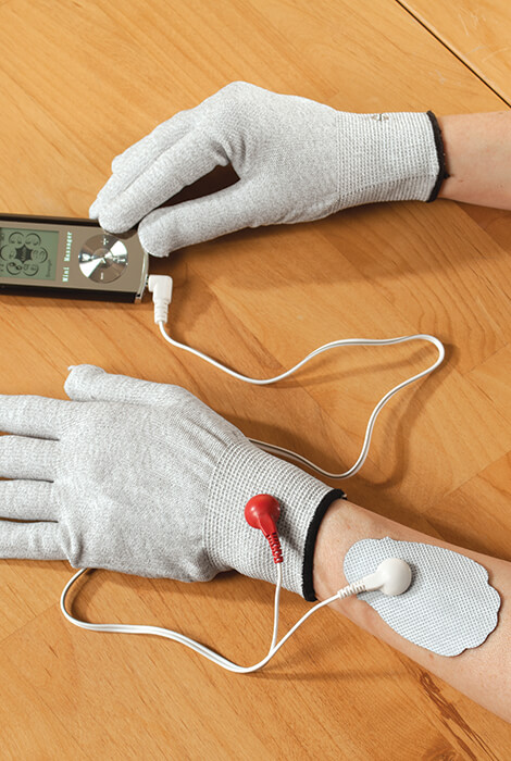 Electrode (TENS) Gloves, 1 Pair - View 1