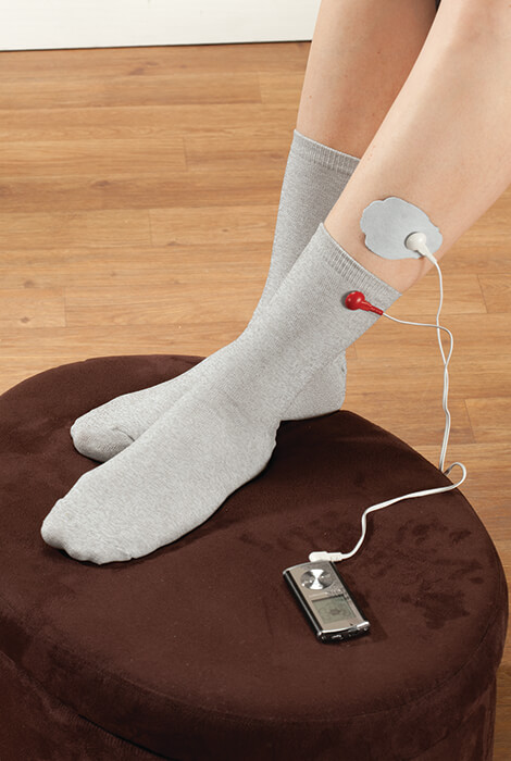 Electrode (TENS) Socks, 1 Pair - View 1