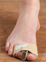 Foot Care - Gel Bunion Toe Wrap