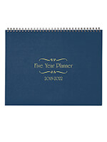 Household & Gifts - 5 Year Calendar Diary 2018-2022