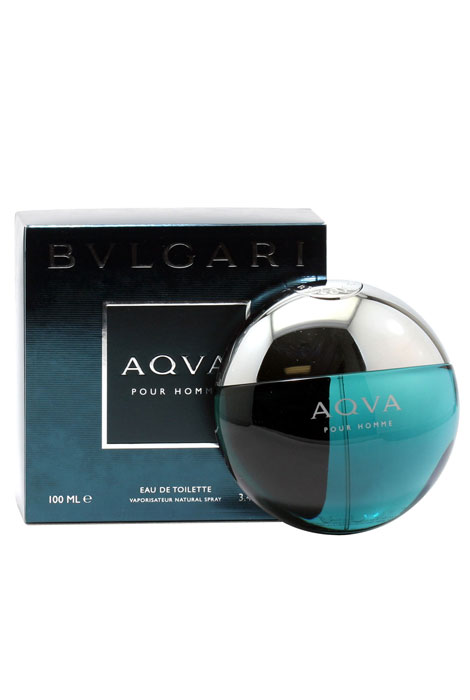 Bvlgari Aqua Pour Homme, EDT Spray 3.4oz - View 1