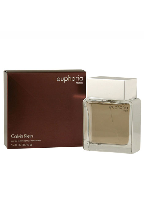 Calvin Klein Euphoria Men, EDT Spray 3.4oz