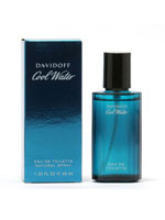 Fragrance - Davidoff Cool Water Men, EDT Spray 1.35oz