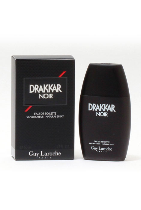 Guy Laroche Drakkar Noir Men, EDT Spray 1.7oz