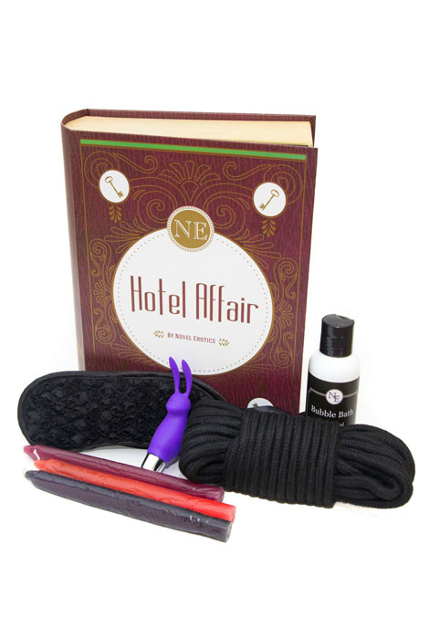 Hotel Affair Novel Gift Set