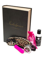 Top Rated Sexual Health - The Indulgence Novel Gift Set
