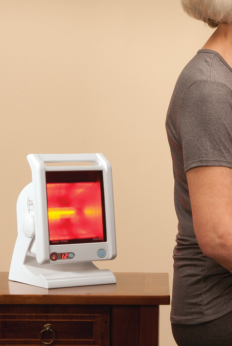 Infrared Light Therapy Lamp for Pain Relief