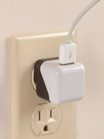 Rest & Relaxation - Single USB Wall Adapter