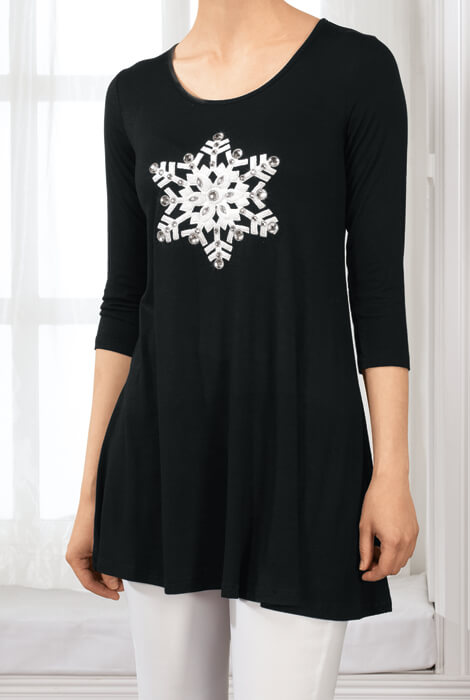Snowflake Tunic - View 1