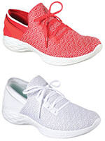 Skechers + More - Clearance Shoes  - Skechers YOU — Inspire