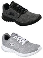 Skechers + More - Clearance Shoes  - Skechers On-The-Go City Renovated Metallic Lace-Up