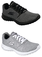 Skechers + More - Clearance Shoes  - Skechers On-The-Go City Renovated Metallic Lace-Up (Wide)
