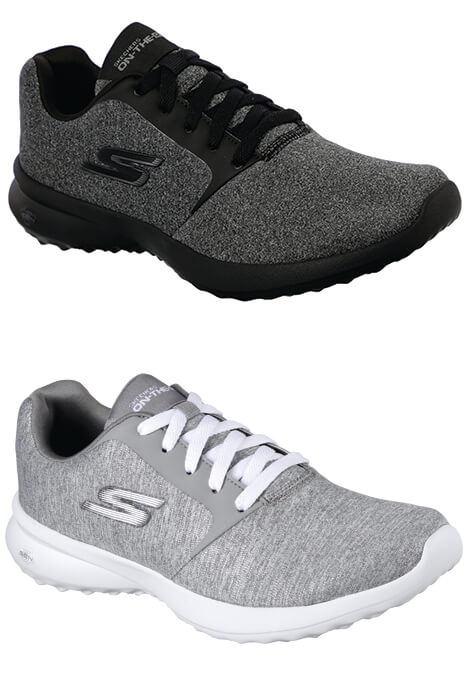 Skechers On-The-Go City Renovated Metallic Lace-Up (Wide)