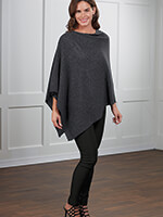 Tops & Dresses - Wool & Cashmere Poncho