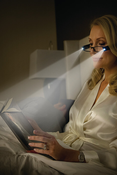 Lightspecs® Lightweight LED Reading Glasses