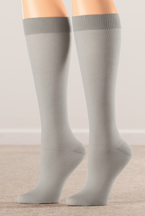 Healthy Steps™ Compression Socks 15-20 mmHg, 3 pair - View 1