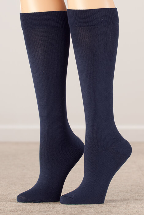 Healthy Steps™ Compression Socks 20-30 mmHg, 3 Pair - View 1