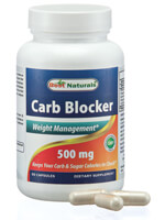 Weight Management Mix & Match - Save $2 on each - Carb Blocker Capsules