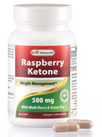 Weight Management - Raspberry Ketone Veggie Caps