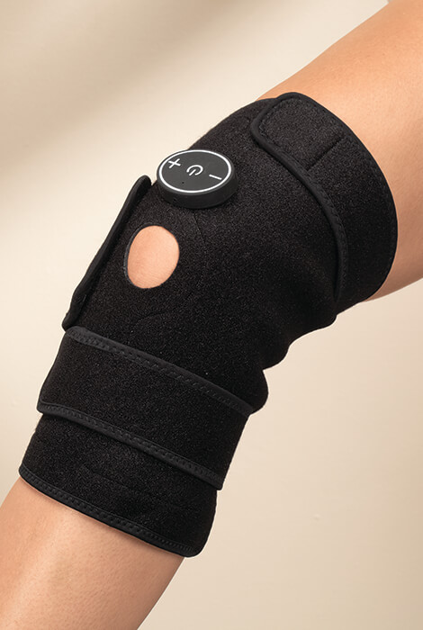 Electronic Pain Relief Therapy Knee Wrap