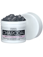 Advanced Clinicals® Charcoal Mask - Save $1 on each - Advanced Clinicals® Charcoal Detoxifying Clay Mask