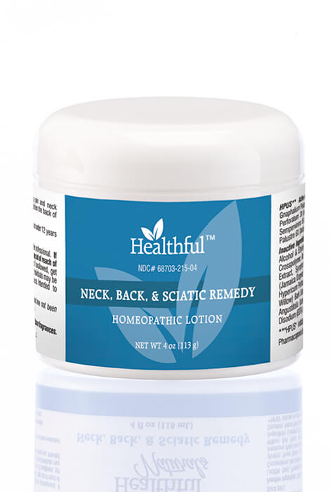 Healthful™ Neck, Back & Sciatic Remedy