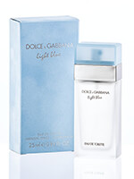 Fragrance - Dolce & Gabbana Light Blue Ladies - EDT Spray