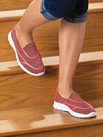 Stock Up Special - Save $5 on 2 or More - Mix & Match - Silver Steps™ Feather Lite Walking Shoe