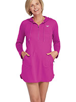 Speedo® - Speedo® Cover up Hoodie Dress