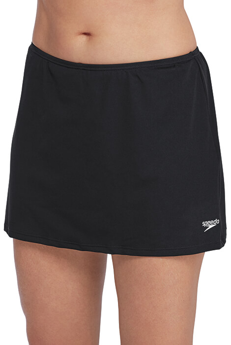 Speedo® Skirted Compression Short - View 1