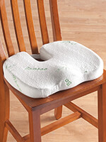 Medicines & Treatments - Bamboo Seat Cushion