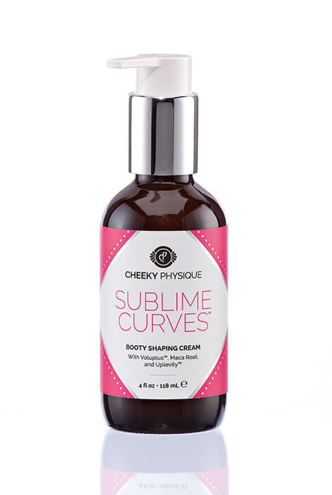 Cheeky Physique Sublime Curves™ Booty Shaping Cream - View 1
