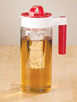 Household & Gifts - 3-in-1 Pitcher with Infuser & Ice Liner 1.65L
