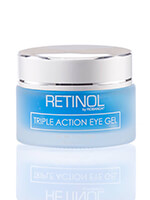 Eye Care & Eyewear - Retinol by Robanda® Triple Action Eye Gel
