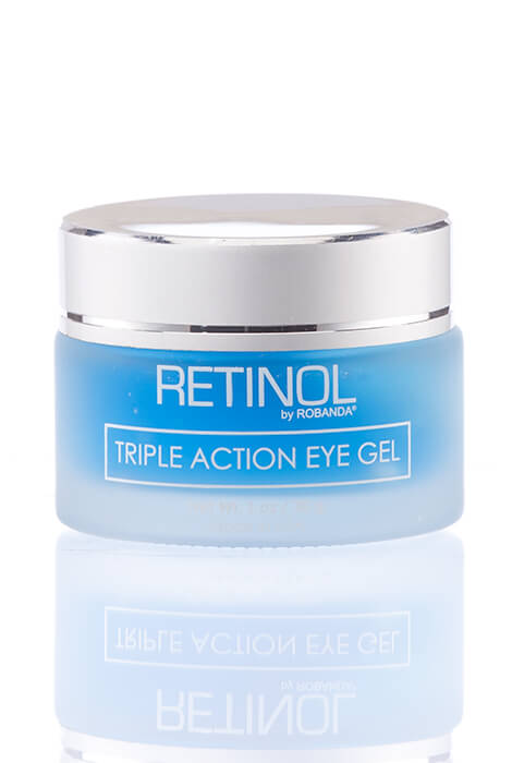 Retinol by Robanda® Triple Action Eye Gel