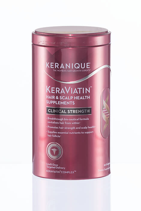 Keranique® KeraViatin™ Hair & Scalp Health Supplements