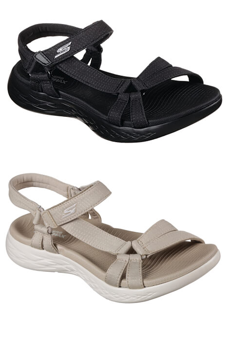 Skechers® On-The-Go 600 Brilliancy Sandal - View 1